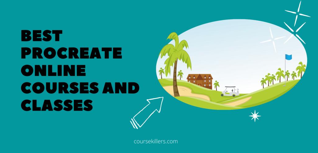 best top procreate courses training classes online